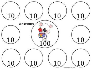 100th Day Of School Activities By Robin Sellers Tpt