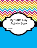 100th Day Activity Book