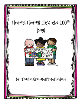 100th Day Activity Pack!