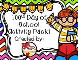 100th Day Activity Pack