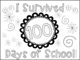 100th Day Activity Pack! FREEEEBIE!