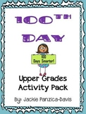 100th Day Activity Pack for Upper Grades