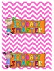 100th Day Bag Toppers