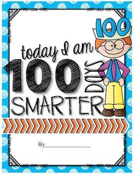 100th Day Booklet