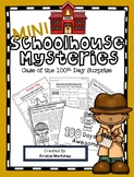 100th Day Breakout Challenge {Mini Schoolhouse Mystery #1}