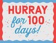 100th Day Bulletin Board