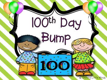 100th Day Bump Game