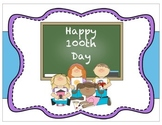 100th Day Celebration