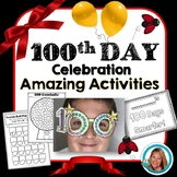 100th Day of School Activities 100 Gumballs, 100th Day Math, Science and Writing