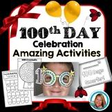 100th Day of School Activities - 100 Gumballs