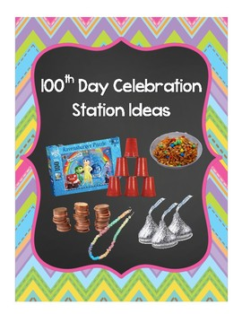 100th Day Celebration Centers