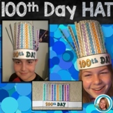 100th Day of School Activity Hat with Dots by Teacher's Brain