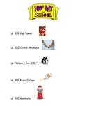 100th Day Centers - Checklist