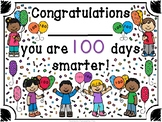 100th Day Certificate