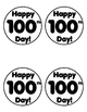 100th Day Circles