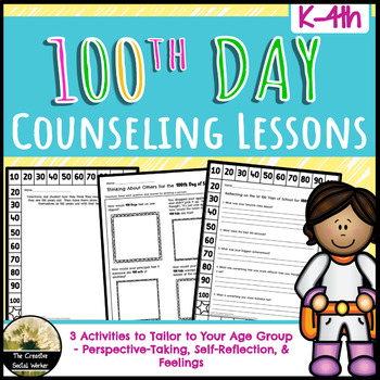 100th Day Counseling Lessons