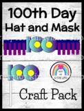 100th Day Craft FREEBIE: Hat/Mask