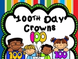 100th Day Crown- 100th Day Headbands