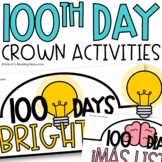 100th Day Crown English & Spanish