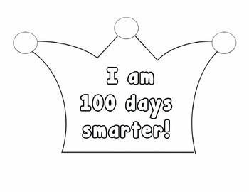 100th Day Crown - FREE