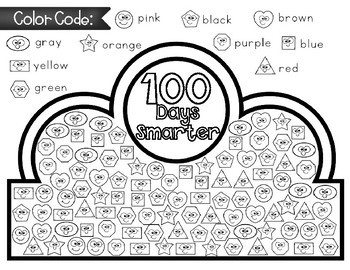 100th Day Crowns