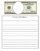 100th Day Dollar Bill Writing Challenge