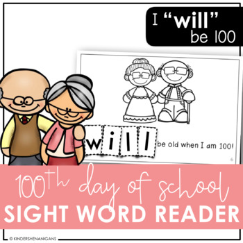 100th Day Emergent Reader