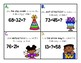 100th Day Eureka Math Review Task Cards