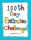 100th Day Exercise Challenge