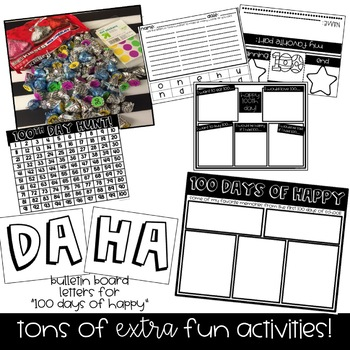100th Day FUN Activities!