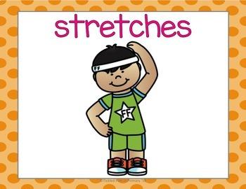 100th Day of School Fluency & Fitness Bundle