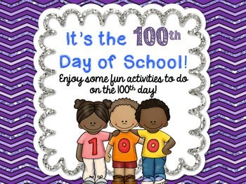 100th Day Freebie!