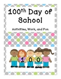 100th Day Fun Pack
