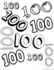 100th Day of School Activities | 2nd-3rd Grade FREE Hundreds Day Printables