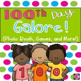 100th Day of School Galore: Photo Booth, Games, and More!