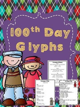 100th Day Glyphs (10 total)
