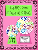 100th Day of School Gumball Machine