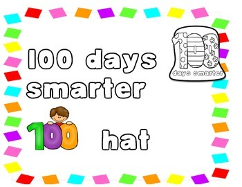 100th Day Hat