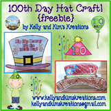 100th Day Hat Craft