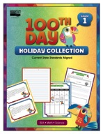 100th Day Holiday Collection, Grade 1