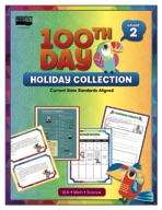 100th Day Holiday Collection, Grade 2