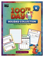 100th Day Holiday Collection, Grade K