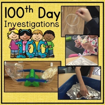 100th Day Math Investigations