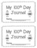 100th Day Journal