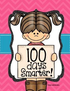 100th Day Language Arts Mini Unit