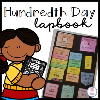 100th Day Lapbook