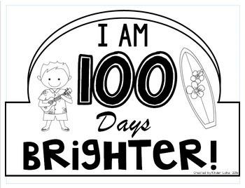 100th Day Luau