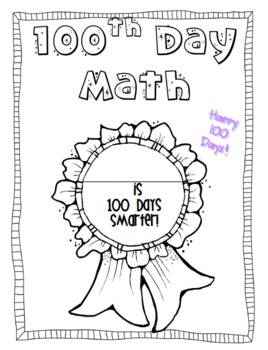 100th Day Math