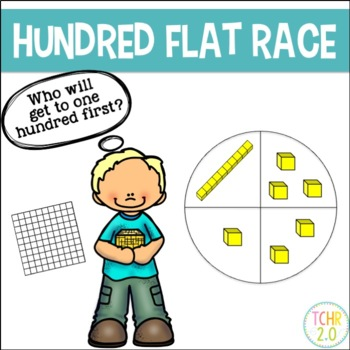 100th Day Math Game
