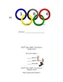 100th Day Math Olympics